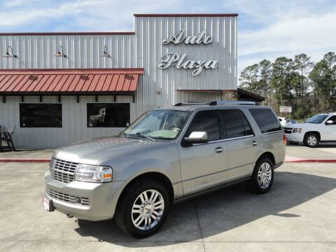 2009 Lincoln Navigator for sale at Grantz Auto Plaza LLC in Lumberton TX