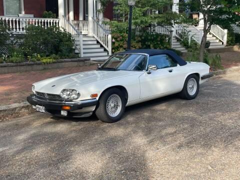 1990 Jaguar XJS for sale at CARuso Classic Cars in Tampa FL