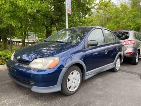 2001 Toyota ECHO for sale at WOLF'S ELITE AUTOS in Wilmington DE