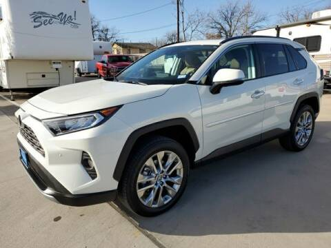 2019 Toyota RAV4 for sale at Kell Auto Sales, Inc - Grace Street in Wichita Falls TX