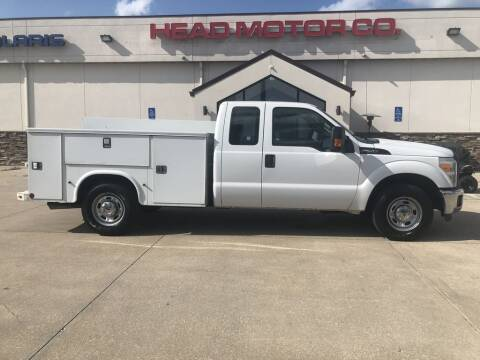 2014 Ford F-250 Super Duty for sale at Head Motor Company - Head Indian Motorcycle in Columbia MO