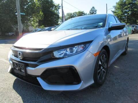 2019 Honda Civic for sale at PRESTIGE IMPORT AUTO SALES in Morrisville PA