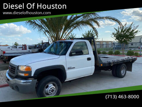 2007 GMC Sierra 3500 CC Classic for sale at Diesel Of Houston in Houston TX