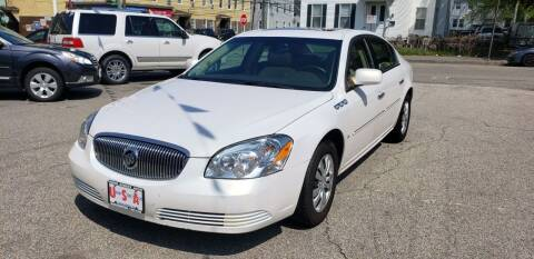 2007 Buick Lucerne for sale at Union Street Auto in Manchester NH