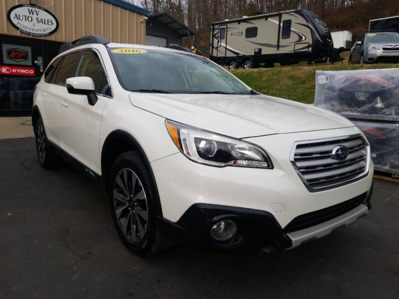 2016 Subaru Outback for sale at W V Auto & Powersports Sales in Cross Lanes WV