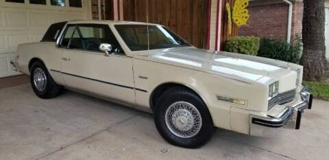 1985 Oldsmobile Toronado for sale at Classic Car Deals in Cadillac MI