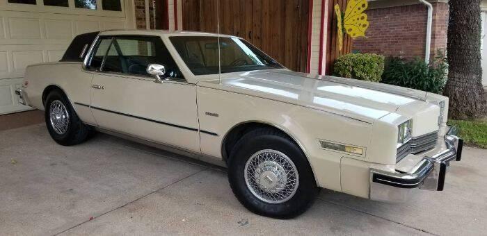 1985 Oldsmobile Toronado for sale in Cadillac, MI