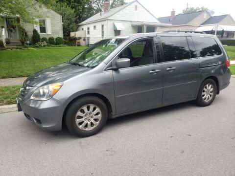 2009 Honda Odyssey for sale at REM Motors in Columbus OH