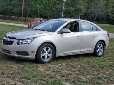 2014 Chevrolet Cruze for sale at Superior Auto Sales in Miamisburg OH