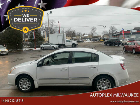 2012 Nissan Sentra for sale at Autoplex 3 in Milwaukee WI
