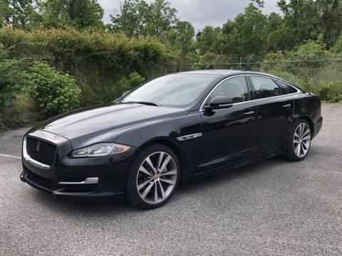 2018 Jaguar XJ for sale at JOE BULLARD USED CARS in Mobile AL