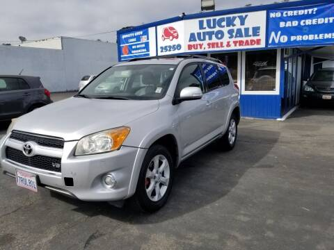 2010 Toyota RAV4 for sale at Lucky Auto Sale in Hayward CA