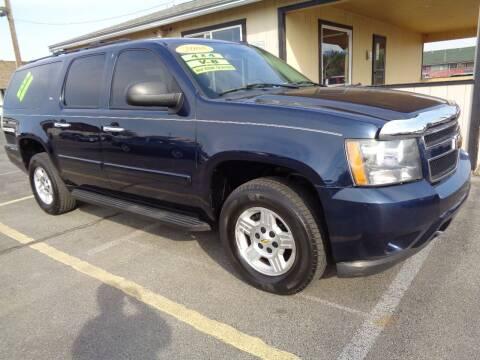 2008 Chevrolet Suburban for sale at BBL Auto Sales in Yakima WA