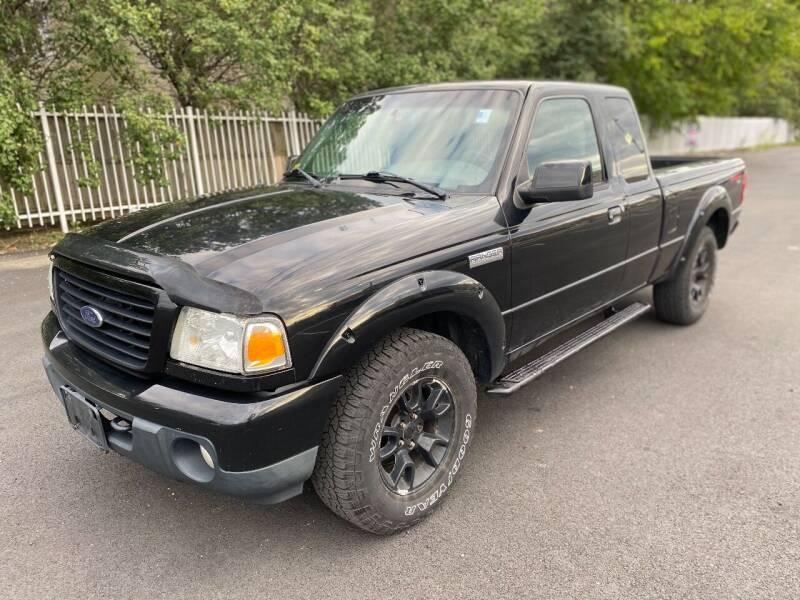 2008 Ford Ranger for sale at CAR SPOT INC in Philadelphia PA