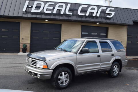 1999 Oldsmobile Bravada for sale at I-Deal Cars in Harrisburg PA