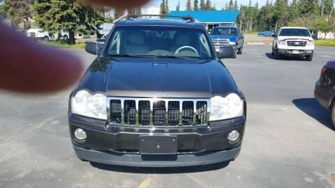 2006 Jeep Grand Cherokee for sale at Great Alaska Car Co. in Soldotna AK