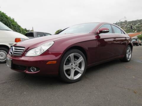 2006 Mercedes-Benz CLS for sale at Milpas Motors in Santa Barbara CA