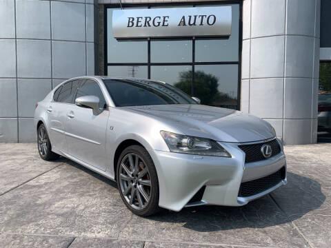 2014 Lexus GS 350 for sale at Berge Auto in Orem UT