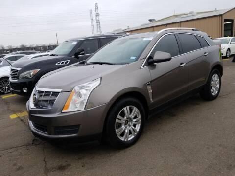 2011 Cadillac SRX for sale at HERMANOS SANCHEZ AUTO SALES LLC in Dallas TX