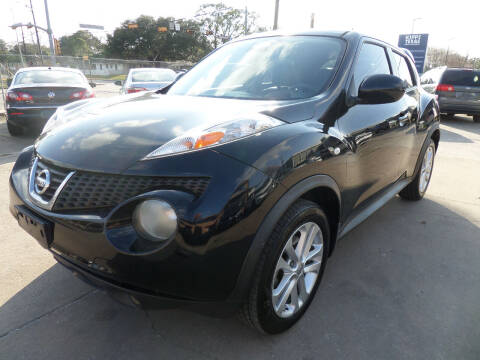 2012 Nissan JUKE for sale at West End Motors Inc in Houston TX