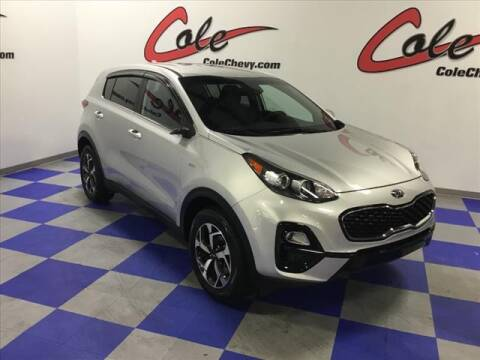 2020 Kia Sportage for sale at Cole Chevy Pre-Owned in Bluefield WV