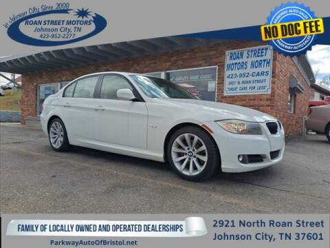 2011 BMW 3 Series for sale at PARKWAY AUTO SALES OF BRISTOL - PARKWAY AUTO JOHNSON CITY in Johnson City TN