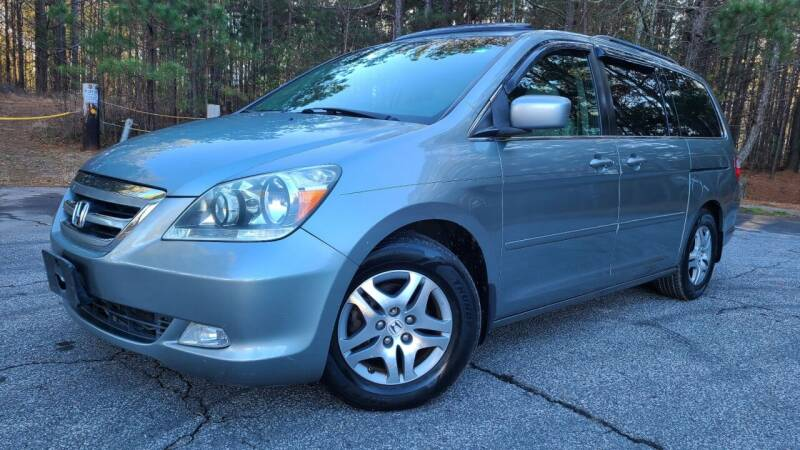 2007 Honda Odyssey for sale at Global Imports Auto Sales in Buford GA