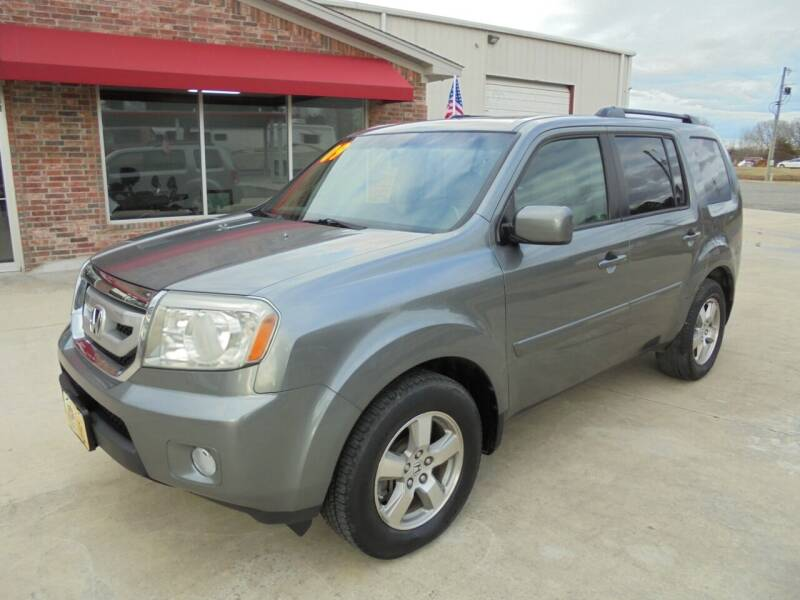2009 Honda Pilot for sale at US PAWN AND LOAN in Austin AR
