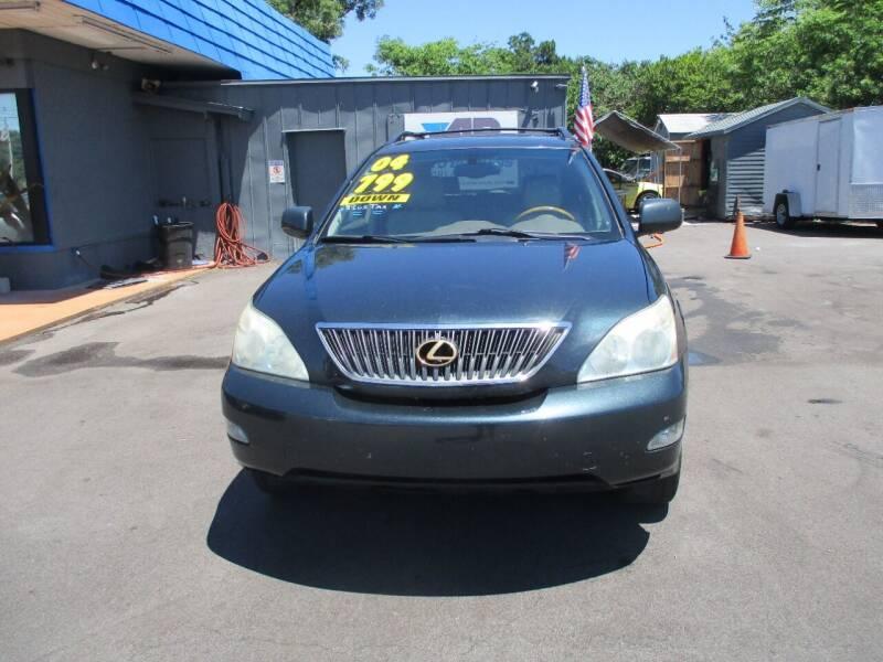 2004 Lexus RX 330 for sale at AUTO BROKERS OF ORLANDO in Orlando FL