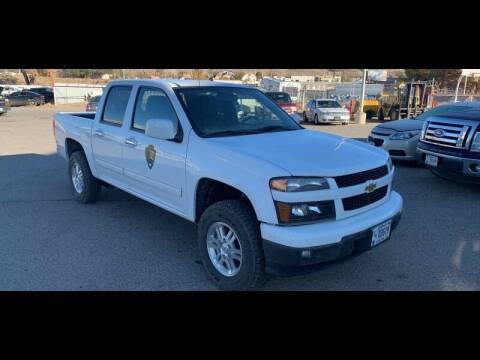 2012 Chevrolet Colorado for sale at Shamrock Group LLC #1 in Pleasant Grove UT