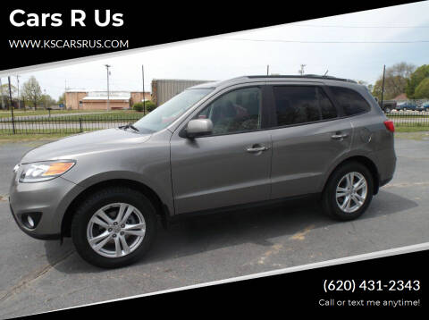2012 Hyundai Santa Fe for sale at Cars R Us in Chanute KS