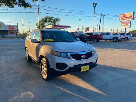 2012 Kia Sorento for sale at Russell Smith Auto in Fort Worth TX