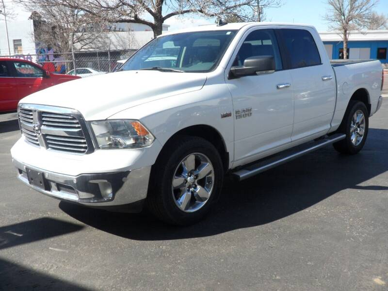 2017 RAM Ram Pickup 1500 for sale at T & S Auto Brokers in Colorado Springs CO