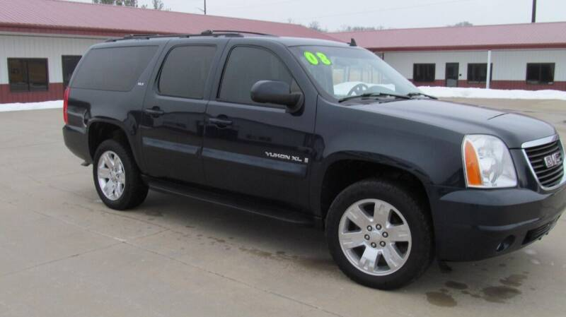 2008 GMC Yukon XL for sale at New Horizons Auto Center in Council Bluffs IA