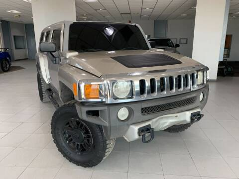 2008 HUMMER H3 for sale at Auto Mall of Springfield in Springfield IL