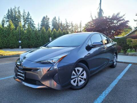 2018 Toyota Prius for sale at Silver Star Auto in Lynnwood WA