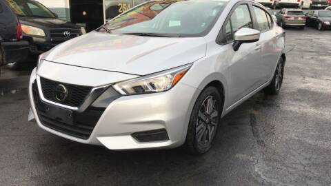 2020 Nissan Versa for sale at EXPORT AUTO SALES, INC. in Nashville TN