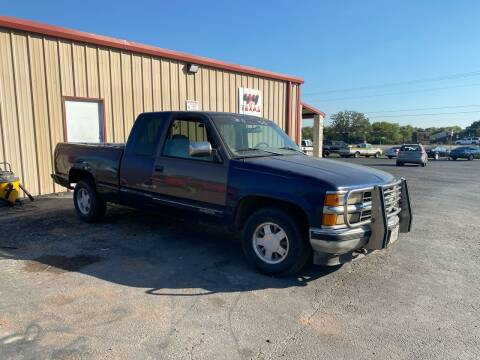 1996 Chevrolet C/K 1500 Series for sale at Bam Auto Sales in Azle TX