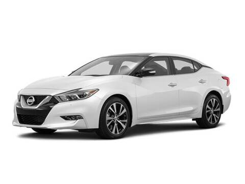 2017 Nissan Maxima for sale at West Motor Company in Hyde Park UT