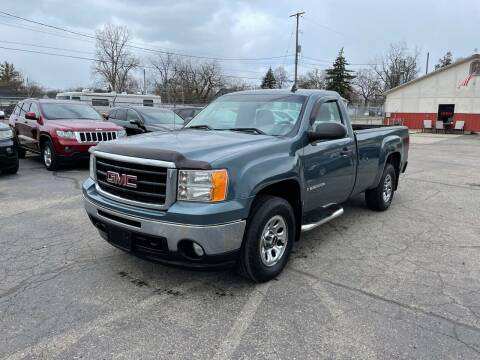2009 GMC Sierra 1500 for sale at Dean's Auto Sales in Flint MI