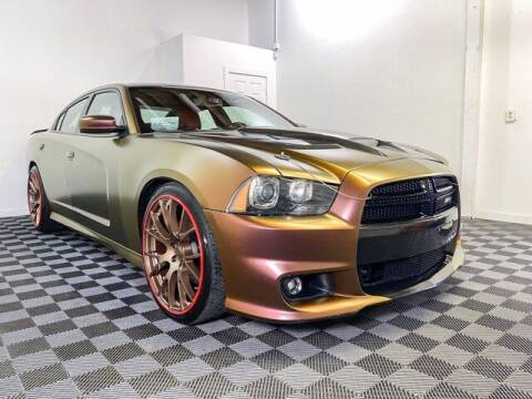 2014 Dodge Charger for sale at Sunset Auto Wholesale in Tacoma WA