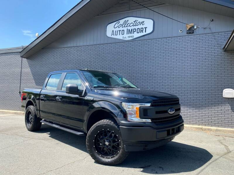 2018 Ford F-150 for sale at Collection Auto Import in Charlotte NC