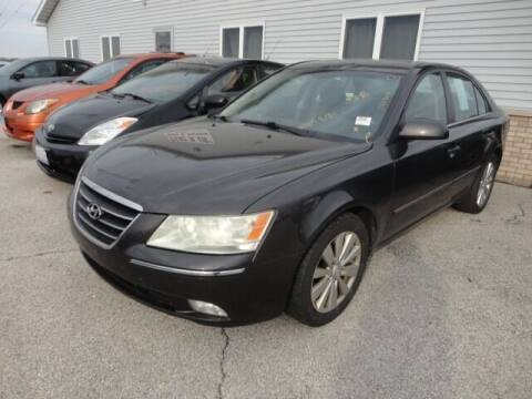 2009 Hyundai Sonata for sale at Carz R Us 1 Heyworth IL - Carz R Us Armington IL in Armington IL