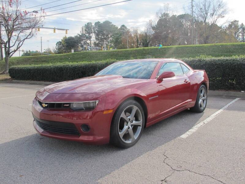 2014 Chevrolet Camaro for sale at Best Import Auto Sales Inc. in Raleigh NC