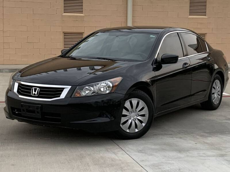 2010 Honda Accord for sale at Executive Motor Group in Houston TX