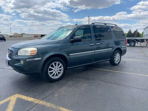 2005 Buick Terraza for sale at Atlas Auto in Rochelle IL