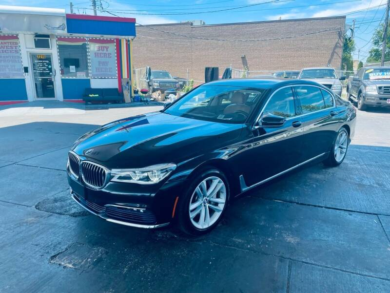 2016 BMW 7 Series for sale in Calumet City, IL