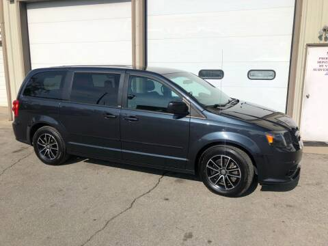 2014 Dodge Grand Caravan for sale at Certified Auto Exchange in Indianapolis IN