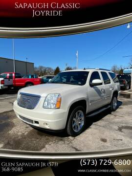 2012 GMC Yukon for sale at Sapaugh Classic Joyride in Salem MO