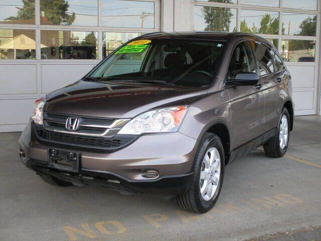 2011 Honda CR-V for sale at Select Cars & Trucks Inc in Hubbard OR